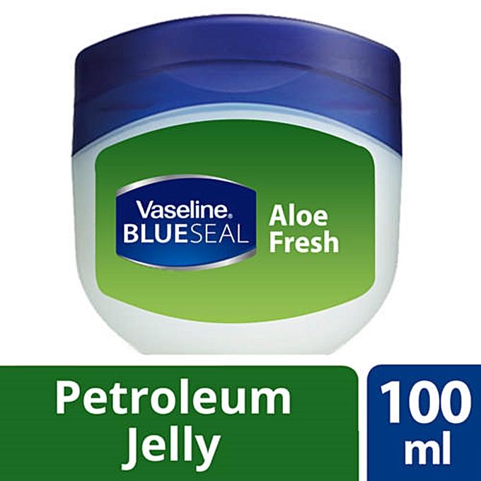 buy vaseline aloe vera petroleum jelly 100ml best price online jumia kenya. Black Bedroom Furniture Sets. Home Design Ideas