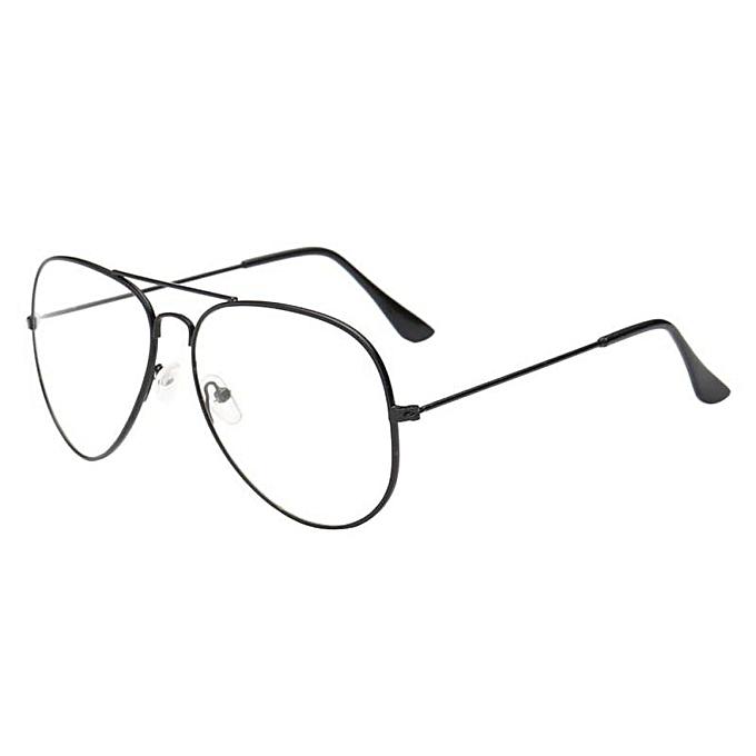 New Winleworld Men Women Clear Lens Glasses Metal Spectacle Frame Myopia  Eyeglasses Lunette Fe db8f0dc21cf6