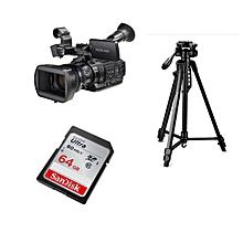 SONY NX100 Video Camera  + Free SD Card & Tripod