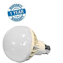 1 Year Warranty LED Intelligent  Emergency Bulbs, Rechargeable light - 5W - White