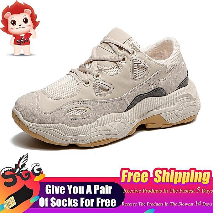 White Chunky 2019 For Sneaker Shoes Papa Black Autumn Sneakers Vulcanize Women Fashion New Sgg Spring Casual iOXPkuZ