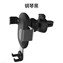 Universal Gravity Car Holder Air Vent Phone Mount Cradle For iPhone XS 8 Samsung