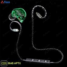 BT66 CSR8645 Support aptx kz ZSR zst wireless headphone over-ear gaming headphones Bluetooth replace for zs6 zs5 QKZ wire TIANHUShop