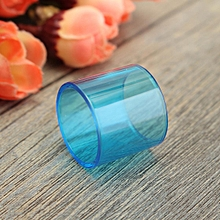 Replacement Pyrex Glass Tube Sleeve Transparent For Vaporesso Target Pro Tank blue