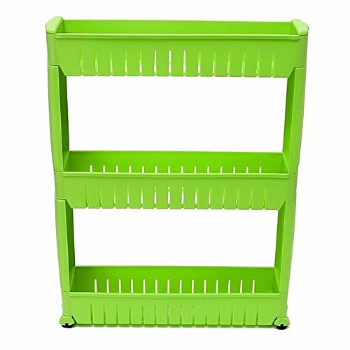 232abea692778 Plastic Kitchen/ Bathroom 3 tier Storage Rack Shelving