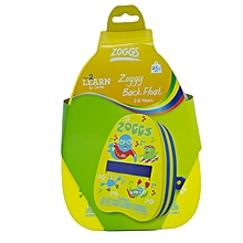 Zoggy Back Float- 301221yellow-