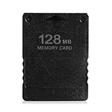 CO High Speed Memory Card Save Game Data Stick Module for PS2 Black-black