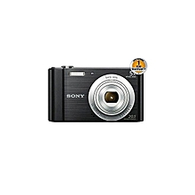 Sony DSC-W800 Shot Compact Camera 20.1 MP -5X Optical Zoom