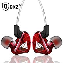 2018 NEW In Ear Earphone QKZ CK5 Stereo Running Sport Earphone Noise Cancelling HIFI Fone De Ouvido Headset Auriculares Audifonos