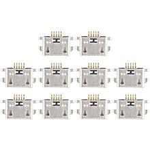 10 PCS Charging Port Connector for Vivo Y75