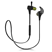 X2 Wireless Headphone Mini Sport Gaming Bluetooth EarphonesHeadphones Fire (Color:Black)
