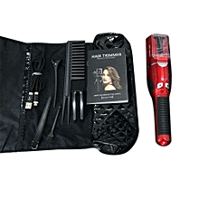 Splitting Hair Cutter Razor Hair Beauty Device USB Cable Powered Hair Trimmer Large Gift Box