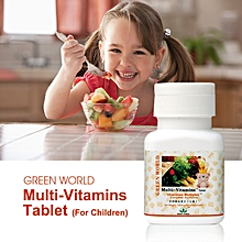Multi-Vitamins Tablet (for Children)