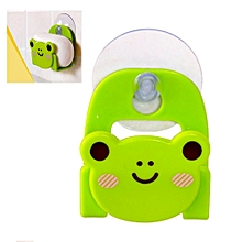 Fashion Carton Dish Cloth Sponge Holder with Suction Cup (Random Delivery)
