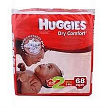 Dry Comfort Size 2 3-6 kg 68 Pieces