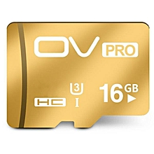 OV UHS I U3 3.0 Pro Class 10 16GB Memory Card TF Card Storage Card for Mobile Phone