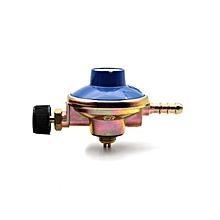 6 kg Gas Regulator - Gold & Blue