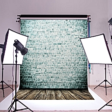 NEW Photography Backdrop Silk Poster Home Room Decor Props Lighting Kit 5x7FT