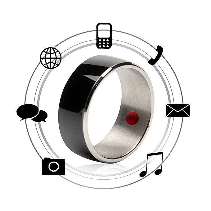 Control very much three r 3 F intelligence ring The Ring of the Lord nfc  high technologies to wear the ring wreath chip equipments