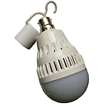 Smart Charge Intelligent Emergency LED Bulb Lamp - Day Light - Pin Type