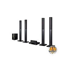 LHD-657M- Home Theatre System - 1000W - Black