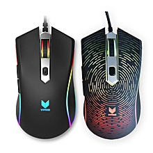 Rapoo V29S 7000DPI USB Wired RGB Backlit Optical Gaming Mouse