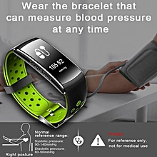 Z11 Wristband Heart Rate Blood Pressure Monitor Bluetooth Smart Watch IP68 Water Proof Swimming Fitness Tracker For Android And IOS Phone BDZ