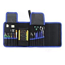 BEST BST-119 64 in 1 Magnetic Precision Screwdriver Set Disassemble Repair Laptop Mobile Phone Tool