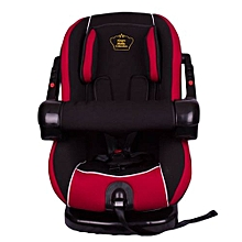 Infant baby Car seat- ( 0- 36 months) red/black