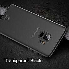 Baseus Super Super Thin Phone Case For Samsung Galaxy S9 Plus Ultra Slim Case (Grey) FCJMALL