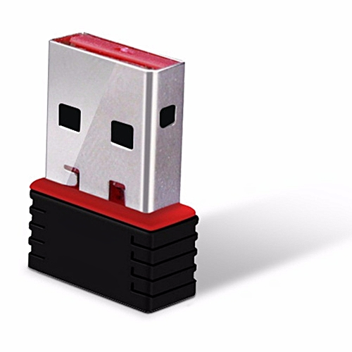 150Mbps 11n USB Wifi Dongle Wireless N Adapter for Raspberry Pi / Pi2 -  Plug & Auto Install Driver for Windows, Mac OS, Linux( )