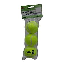 Tennis Balls (pkt Of 3): 31104