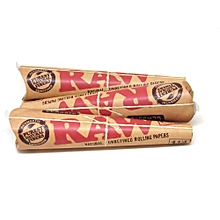 RAW Classic Cones 3Pack(6 Pre-Rolled Cones per Pack)