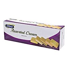 Assorted Cream Biscuits- 200g