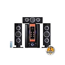 SP 353 A- Multimedia Speaker - Black & Orange