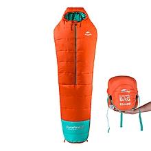 Naturehike 210x80cm 40D Nylon 240T Ployester Single Sleeping Bag Portable Ultralight Outdoor Bedding