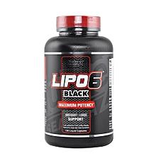 lipo 6 black-120caps