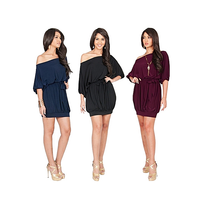 6c4c685b83 Hot women dress Plus size M-3XL half sleeve mini a-line dresses for