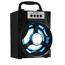 MS -BT Portable Music Speaker Bluetooth - Black