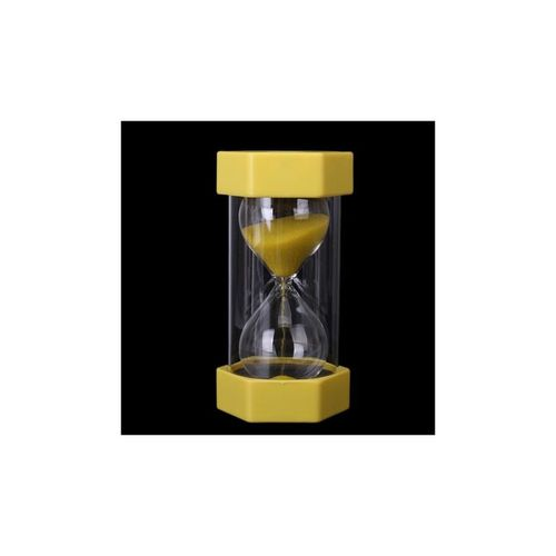 Magideal security timer hourglass 15 minutes yellow buy for Home decorations on jumia