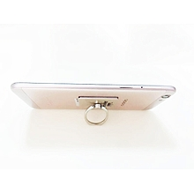 Mobile Phone Stent Ring Holder Stand - Gold.