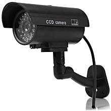 Small Dummy Camera Sticker Surveillance 90 Degree Rotating