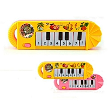 Henoesty Baby Kids Musical Educational Animal Farm Piano Developmental Music Toy