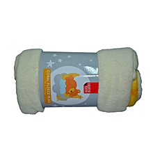 Baby Blanket / Plaid Bear on the Moon 110 * 150 cm 100% Polyester