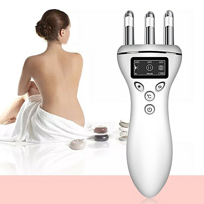 Detoxing Allwin Multifunction Tightening Lifting Magnetic Massager SpUzMV