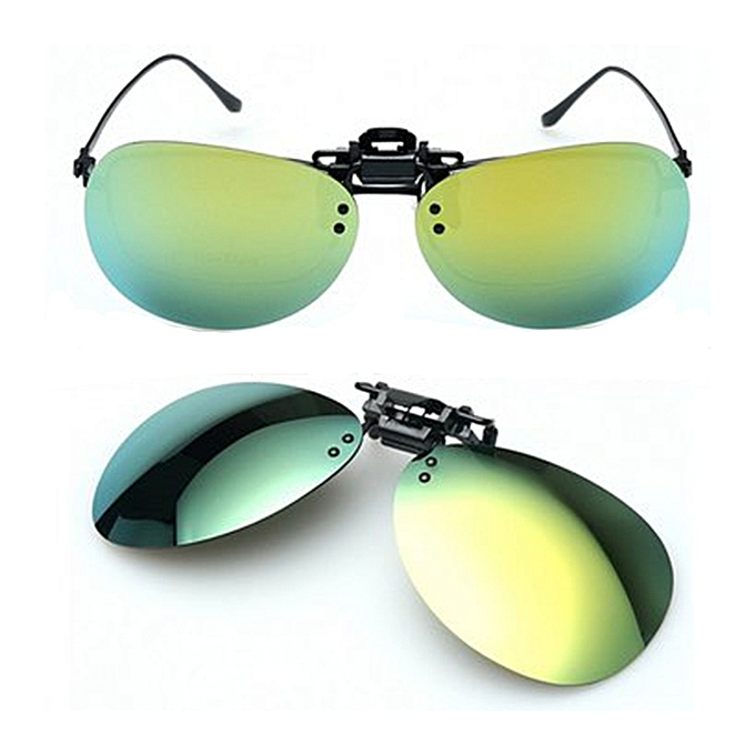 1c2e7e8761 ... Polarized Sun Glassess Clip Sun Glassess Driving Night Vision Goggles  ...