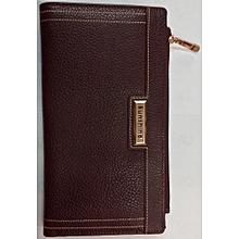 Women's Brown Wallet