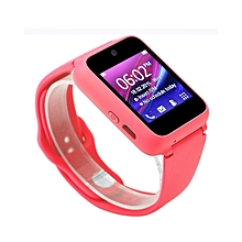 S9 - 1.54\ Smart Watch Phone SIM Camera FM 450mAh - Pink""