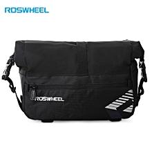 141415 6L Bicycle Rear Rack Bag Handbag Pannier
