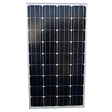 SolarMax 120W Poly-crystalline solar panel(All weather)